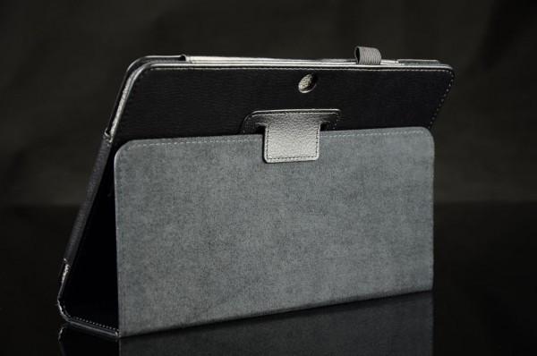 """Чехол (книга) для ASUS MeMO pad TF303C Transformer 10 """"TTX Black (пит-книжка, кожзам, тонкий и надежный, функц - Модный Магазин в Хмельницком"""