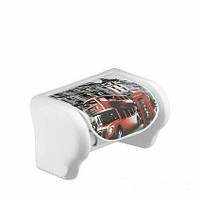 Держатель для бумаги туалетной Лондон Elif Plastik 386-10LF