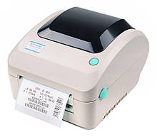 Принтер этикеток Xprinter XP-470B белый (XP-470B)