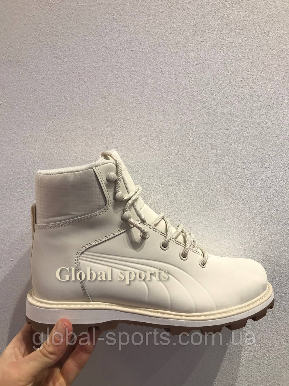 Жіночі зимові черевики Puma Desierto FUN L (Артикул: 36119210) )