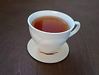 Деревянная подставка под чашку, бокал