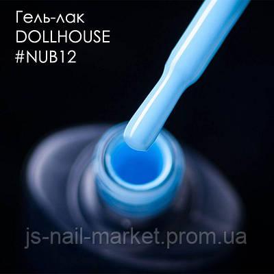 Гель лак NUB №12