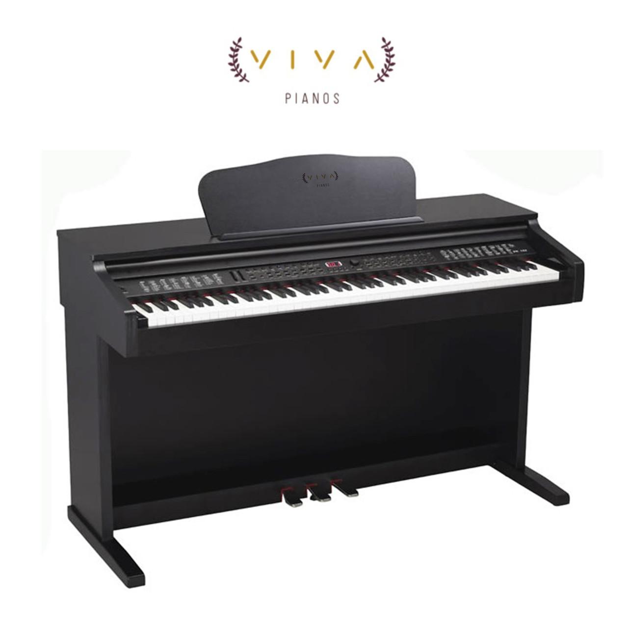 Цифрове піаніно VIVA DK-180A Black