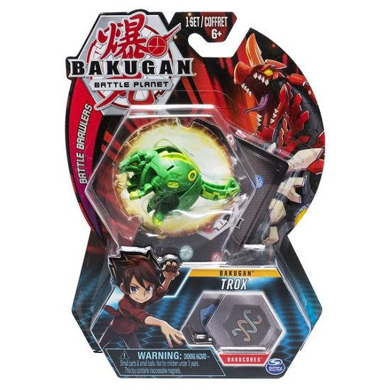 Bakugan.Battle planet: бакуган Трокс (Trox)