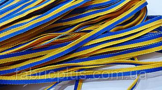 Тесьма медальная национальная 7 мм
