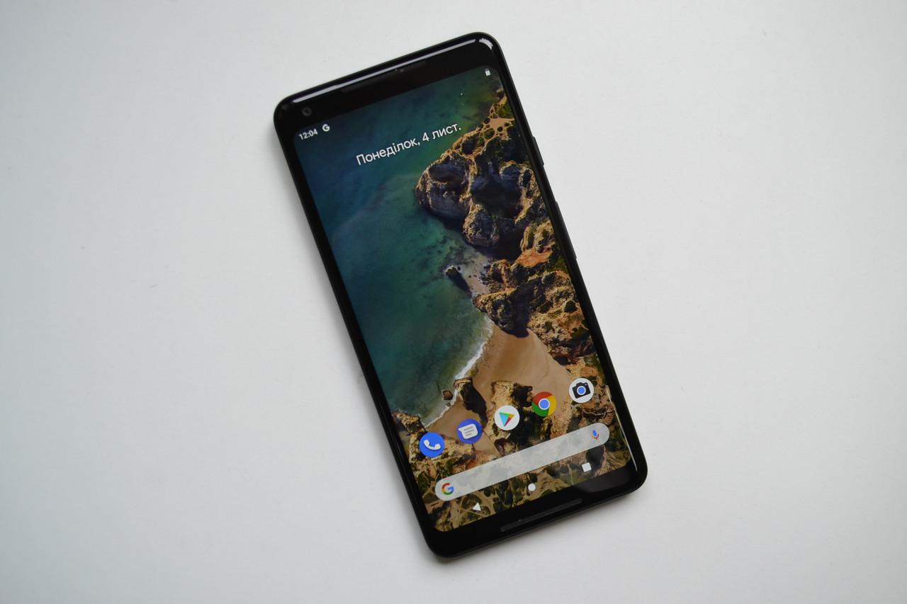 Смартфон Google Pixel 2 XL 64Gb Just Black Оригинал!