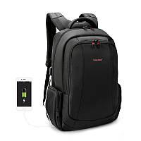 """Качественный рюкзак Tigernu T-B3143 15.6"""" USB для ноутбука, города, работы, учебы, поездок"""