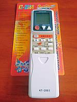 Пульт универсальный для кондиционера КТ - 208 II