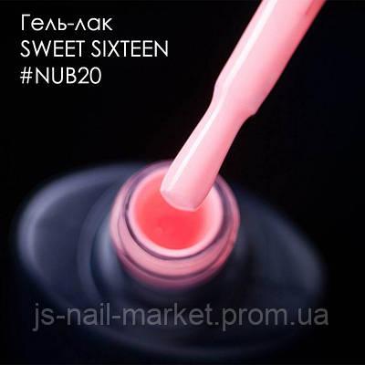 Гель лак NUB №20