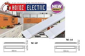Линейный светильник светодиодный 54W 6400K Tetra/SQ-54 Horoz Electric, фото 2