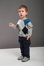 Детский свитер для мальчика BRUMS Италия 123BDHC005