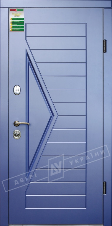 Дверь входная Двери Украины Ассоль