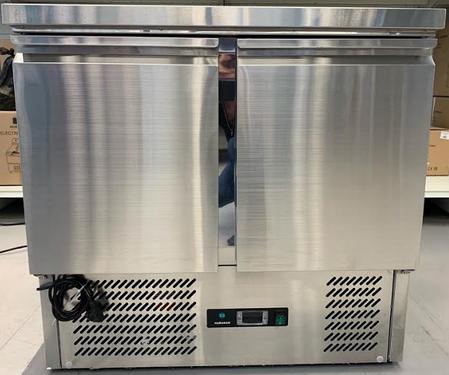 Стол холодильный Hurakan HKN-GXS2GN, фото 2