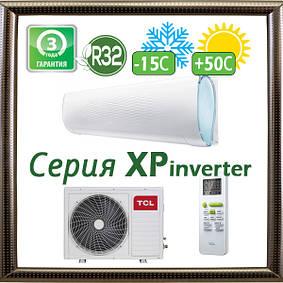 Серия XP inverter (до -15С) кондиционеры TCL