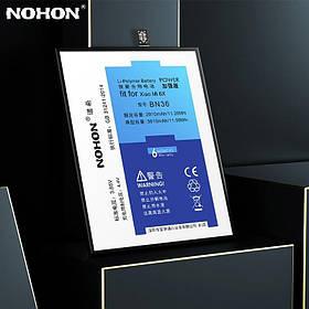 Акумулятор Nohon BN36 для Xiaomi Mi 6X (ємність 2910mAh)