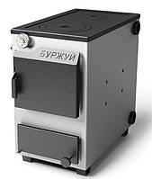 Буржуй КП 18 кВт с чугунной плитой (сталь 3 мм)