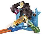 Игровой набор Hot Wheels Побег от гориллы | Трек-запуск Hot Wheels 5785, фото 3