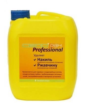 Реагент для промывки теплообменников СВОД РВН 5 л., фото 2