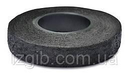 Изолента ХБ черная Украина 18ммх10м