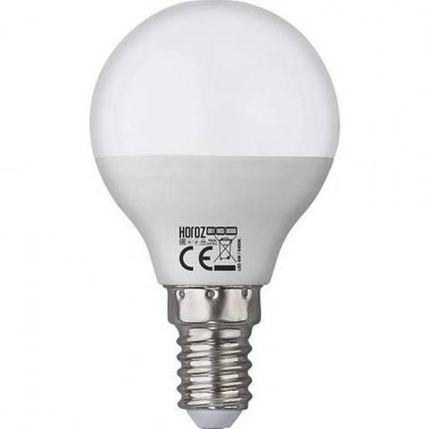 """Лампа светодиодная """"ELITE - 6"""" 6W 4200К Е14, фото 2"""
