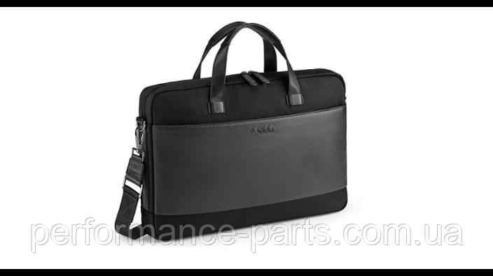 Деловой портфель Audi Business Bag, black,3151900900
