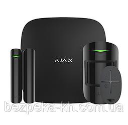 Комплект сигнализации Ajax Starter Kit черный