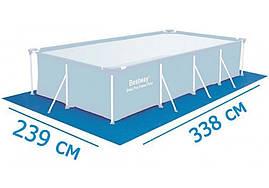 Подстилка под бассейн Bestway 239Х338СМ