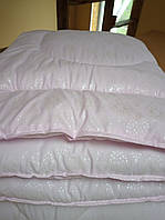 Одеяло зимнее шерстяное двуспальное, плотность 630г/м2, 180x220см.