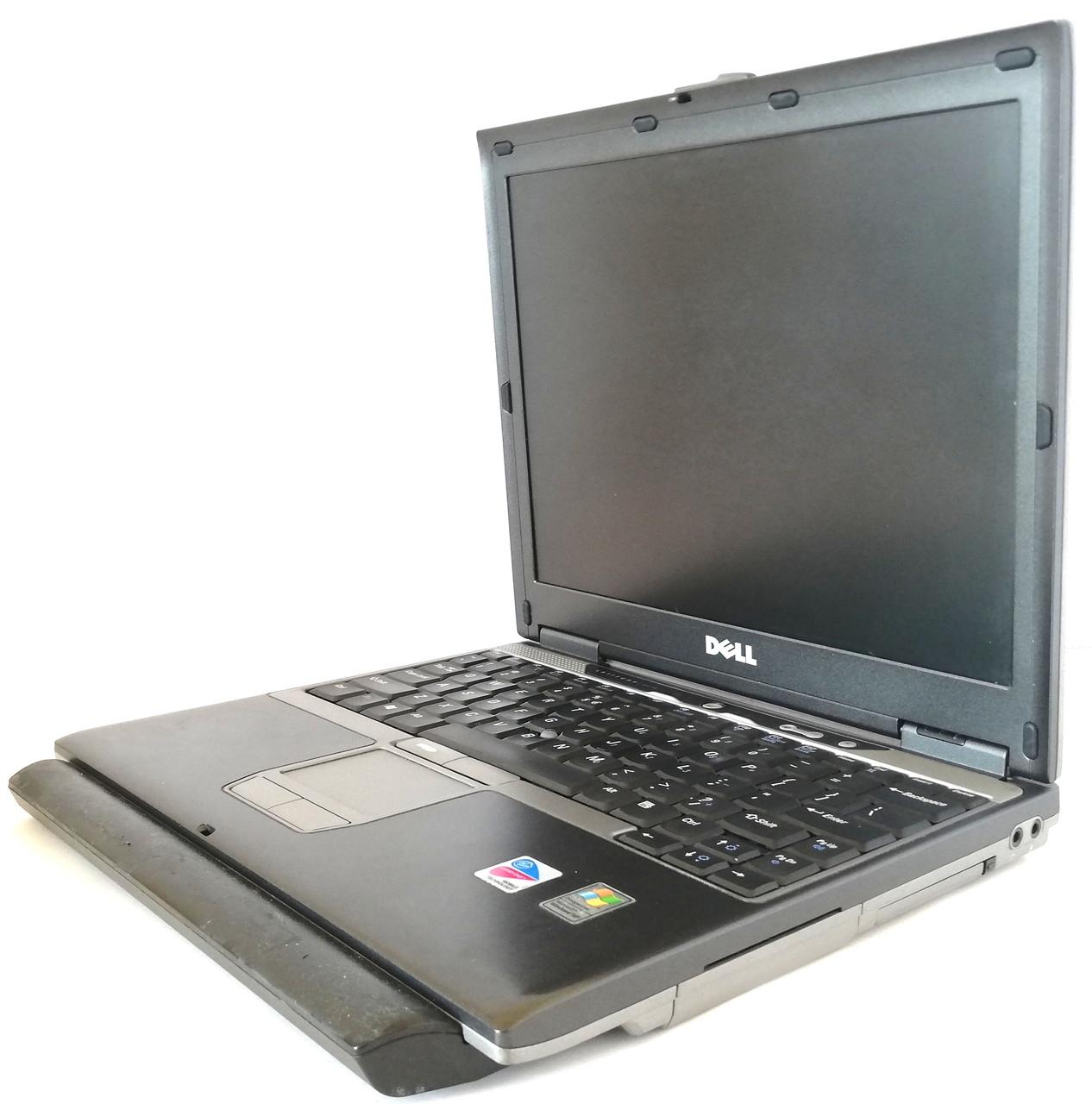 "Ноутбук DELL Latitude D410 12"" Intel Pentium M 750 1.8 ГГц 1 ГБ Б/У"