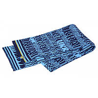 Теплий в'язаний шарф