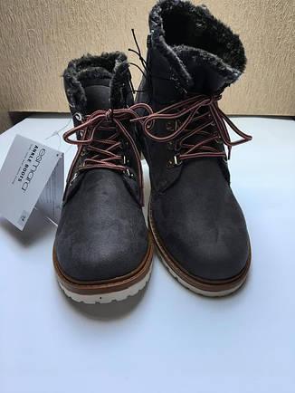 Женские ботинки на меху, фото 2