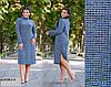 Женское теплое платье норма+ батал р15130.1 гл, фото 5