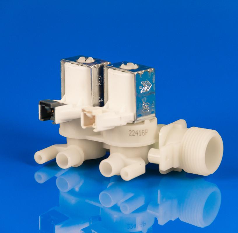 Фирменный впускной клапан 2/90 Indesit Ariston под фишку C00110333