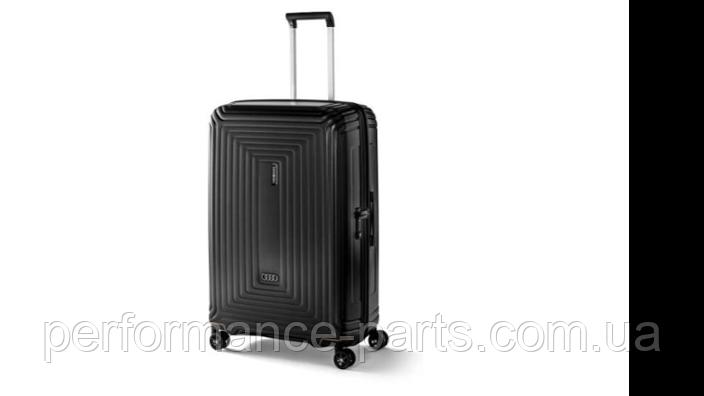 Валіза Audi Trolley Case, Black Matt, Size-L,3151800100