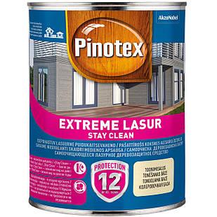 Лазурное деревозащитное средство Pinotex EXTREME LASUR  1 л
