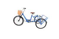 Велосипед трехколесный для взрослых 3Колеса Комфорт-NEW 1 передача