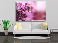 """Картина на холсте """"Композиция из орхидей"""""""
