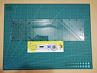Стартовый, базовый набор для пэчворка и квилтинга 3 единицы (L)