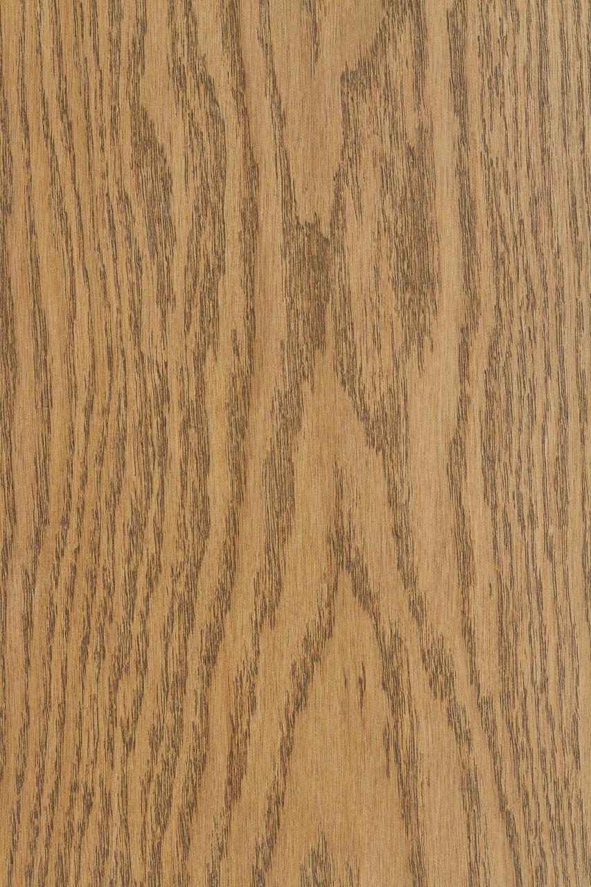 Паркетная доска Дуб натуральный однополосная трёхслойная ТАБАКО Рустик масло фаска 1800-2200х180х14мм, фото 1