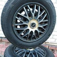 195/65R15 шини диски Форд транзит 06р.