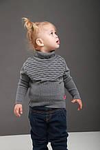Детский свитер для девочки Одежда для девочек 0-2 Sarah Chole Италия 1648F5033
