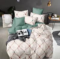 Комплект постельного белья евро из Ранфорс