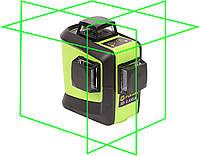 Лазерный уровень (нивелир) Fukuda 3D 93T-1 зеленый луч
