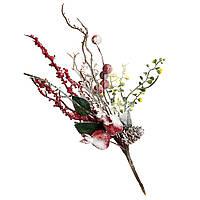 """Ветка """"Оригинальные ягоды"""" (31х16 см), фото 1"""