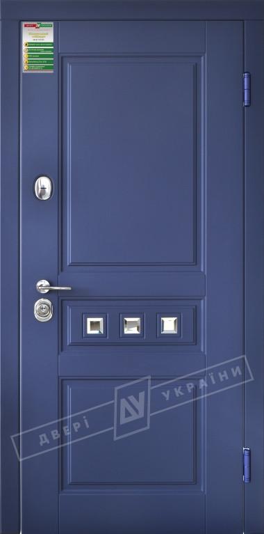 Дверь входная Двери Украины Прованс 3 кристал