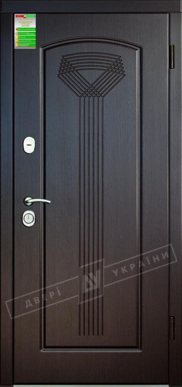 Дверь входная Двери Украины Салют