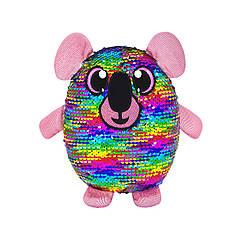 М'яка іграшка з паєтками SHIMMEEZ S3 - КОАЛА ХРИСТИНА (20 cm)