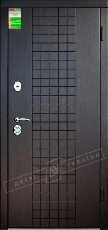 Дверь входная Двери Украины Шоколад