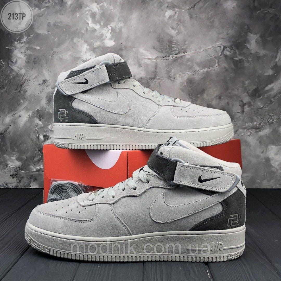 Мужские кроссовки Nike Air Force 1 Mid X Reigning Champ Hight