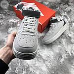 Мужские кроссовки Nike Air Force 1 Mid X Reigning Champ Hight, фото 2